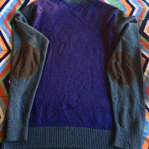 Tommy Hilfiger Sweaters - Tommy Hilfiger Stag Purple Sweater